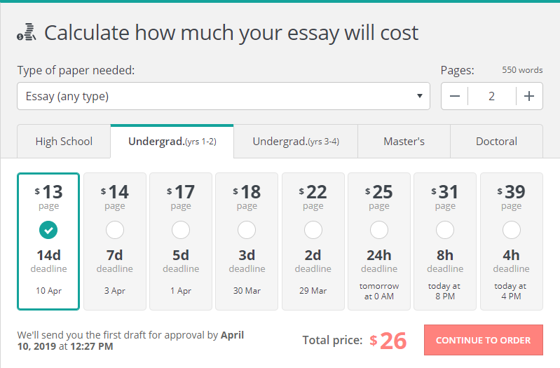 customwritings.com pricing